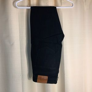 J.Crew lookout high rise skinny jeans black 28